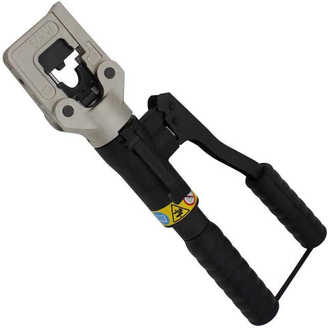 手動油圧式圧着工具 HT51-広栄商...